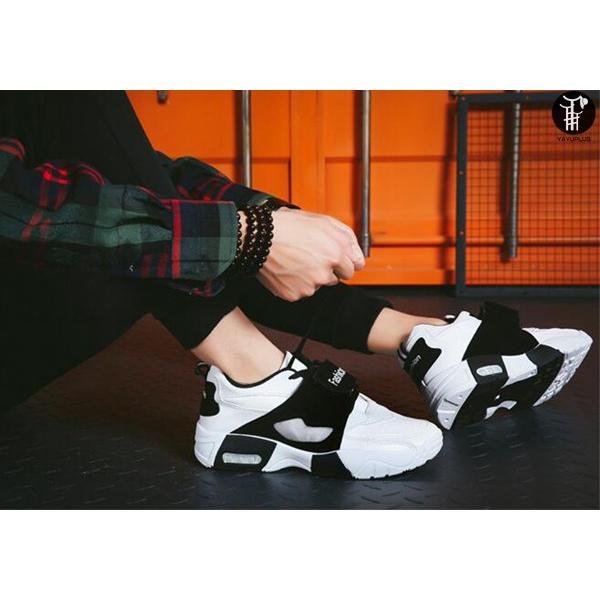 スニーカー メンズ ランニングシューズ レースアップ ローカット カジュアルシューズ ジョギング ウォーキング 通気性|yayushop|11