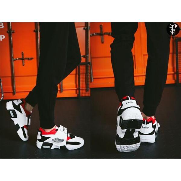 スニーカー メンズ ランニングシューズ レースアップ ローカット カジュアルシューズ ジョギング ウォーキング 通気性|yayushop|06