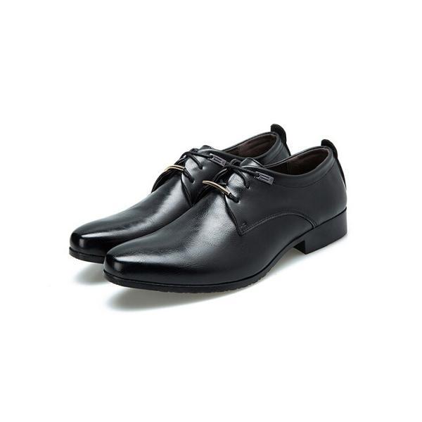 革靴 ビジネス メンズ メンズシューズ ビジネスシューズ 新生活 紳士靴 フォーマルシューズ 紐 靴 軽量 通勤 通学 結婚式 仕事用 レースアップ 父の日|yayushop|07