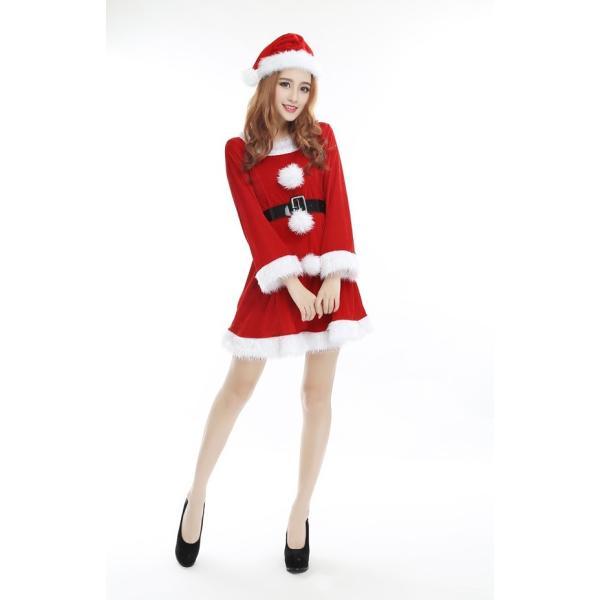 5ef3f39cda39b サンタ コスプレ 衣装 サンタクロース 衣装 サンタコスチューム サンタ コス サンタ 3点セット クリスマス X  ...
