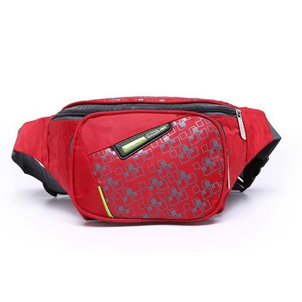 ボディバッグ ウエストバッグ ウエストポーチ ヒップバッグ メンズ レディース ウェストバッグ 斜めがけ 男女兼用 鞄 ウエストバッグ  代引不可 敬老の日