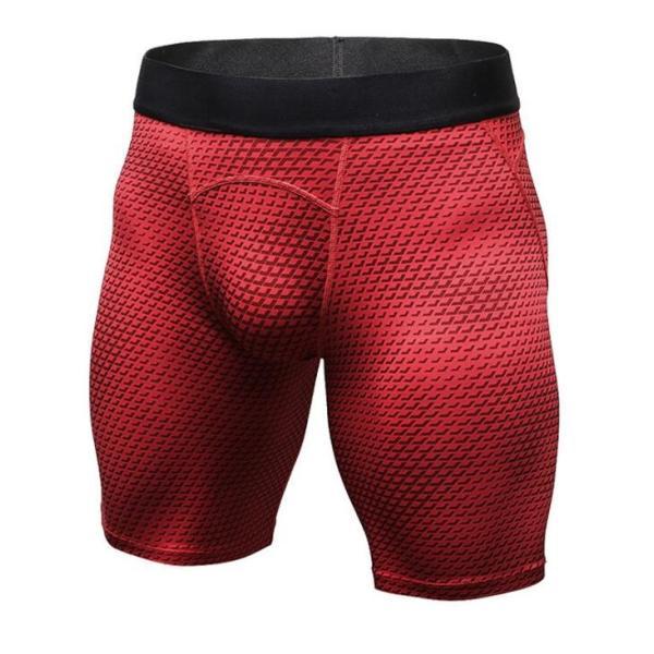 スポーツタイツ コンプレッションウェア タイツ メンズ スポーツウェア 吸汗速乾 ランニングタイツ ショートパンツ 着圧 代引不可|yayushop|07