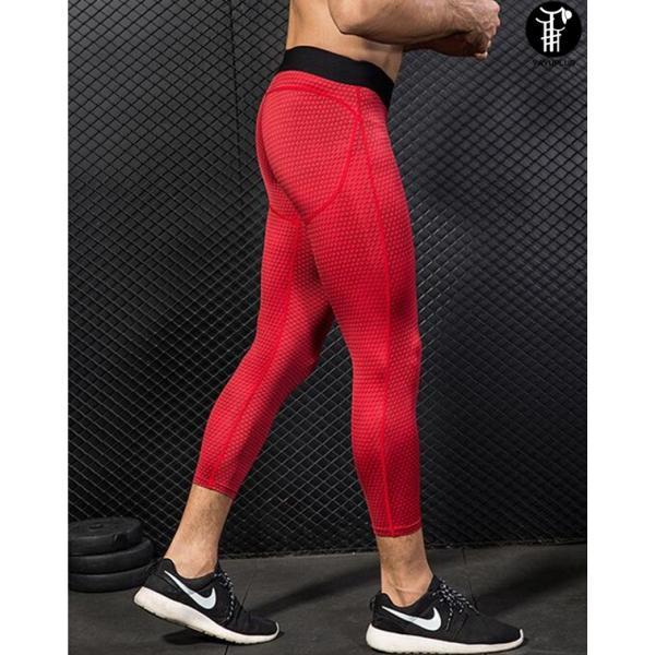 トレーニングパンツ フィットネス コンプレッション メンズ スパッツ スポーツウェア ロングパンツ 吸汗 速乾 代引不可 yayushop 04