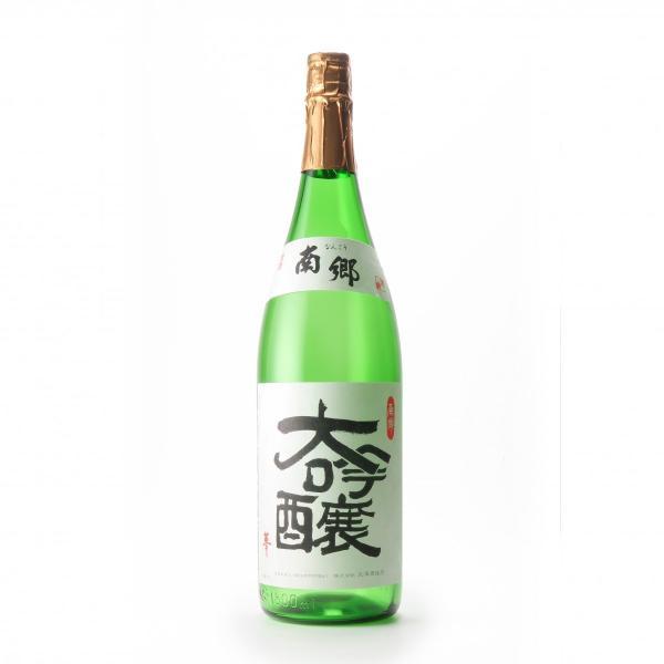 南郷 大吟醸(1.8L) ふくしまプライド。体感キャンペーン(お酒)|yazawashuzo