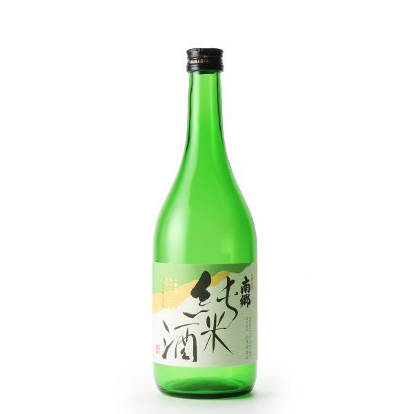 南郷 純米酒(720ml)|yazawashuzo
