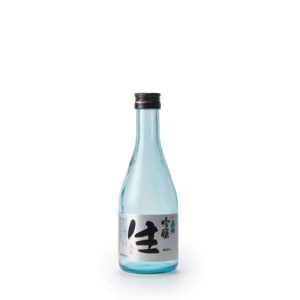 南郷 吟醸 生(6本詰)(300ml 6本詰(段ボール箱入)) ふくしまプライド。体感キャンペーン(お酒)|yazawashuzo
