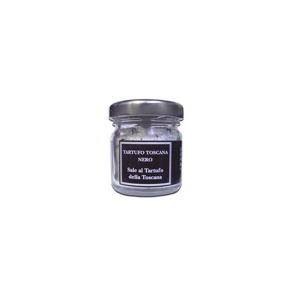イタリア・トスカーナ産 黒トリュフ塩 30g (ブラックトリュフソルト) [TARTUFO TOSCANA NERO]