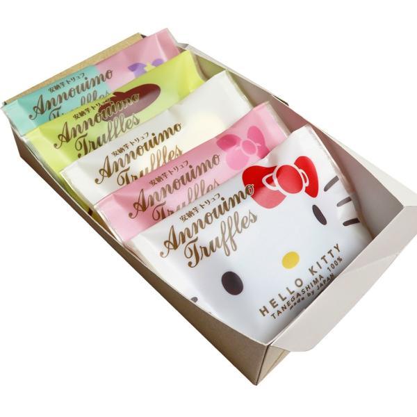 限定サンリオコラボ 安納芋トリュフ5個入 バレンタイン 洋菓子 和菓子 お菓子  ギフト 誕生日 内祝 結婚 出産 手土産 チョコレート プレゼント|ycerise|02
