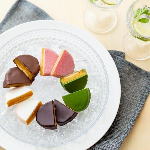 送料無料 『安納芋トリュフ15個入』  種子島純産100%使用 ホワイトデー 本命  内祝い ギフト プレゼント ベルギーチョコ スイートポテ 洋菓子|ycerise|07