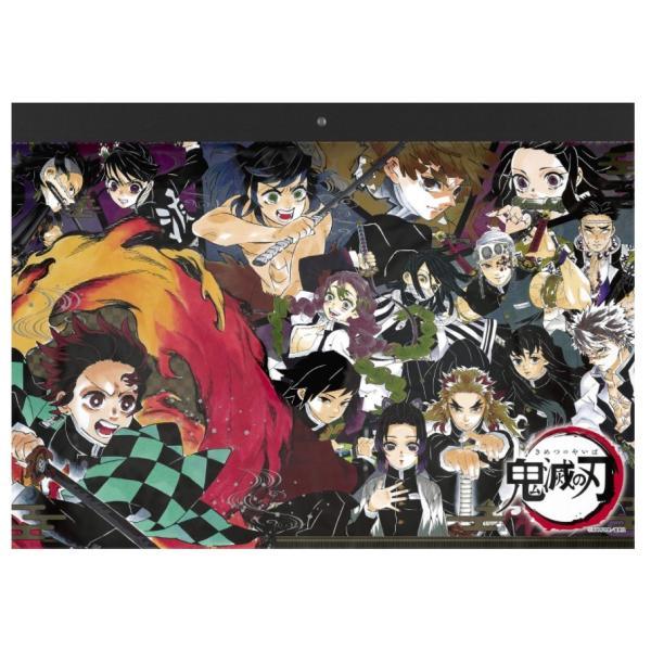 鬼滅の刃コミックカレンダー2021(大判)(ジャンプコミックス)