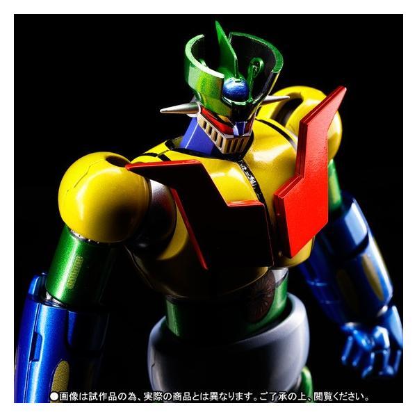 スーパーロボット超合金マジンガーZ鋼鉄ジーグカラー
