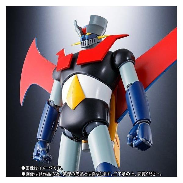 先着販売 超合金魂GX-70SPマジンガーZD.C.アニメカラーバージョン