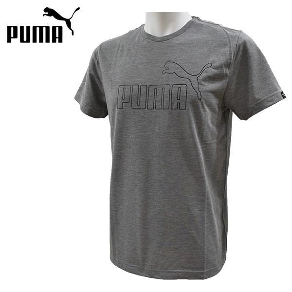プーマ puma 半袖Tシャツ メンズ 592894 メール便も対応 M L XL XXL|yf-ing