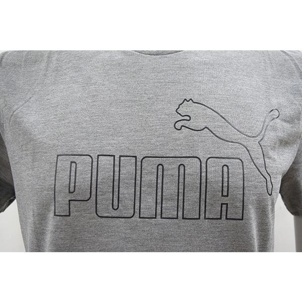 プーマ puma 半袖Tシャツ メンズ 592894 メール便も対応 M L XL XXL|yf-ing|03