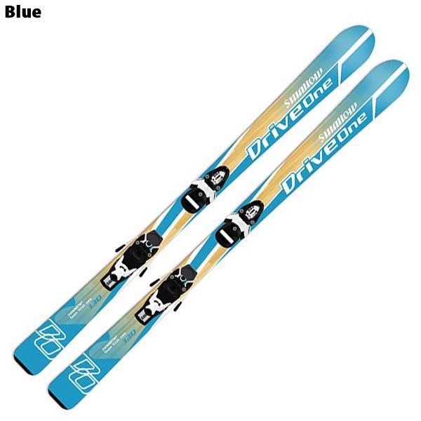 スワロー swallow ジュニア スキー板 ビンディング セット ドライブワン DRIVE ONE DRIVEONE-1819|yf-ing|02