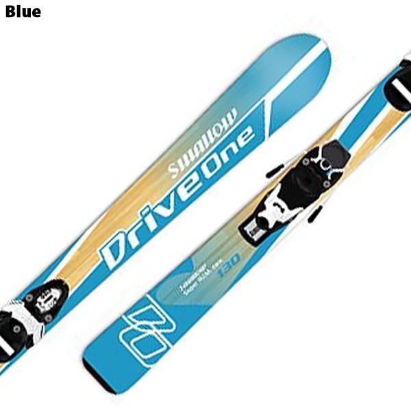 スワロー swallow ジュニア スキー板 ビンディング セット ドライブワン DRIVE ONE DRIVEONE-1819|yf-ing|03
