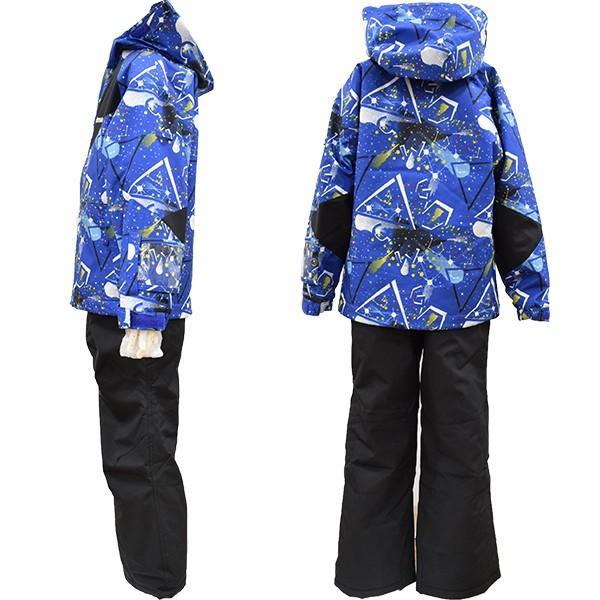 スキーウェア キッズ ジュニア nima/ニーマ/スノーボードウエア JR-7001/あすつく対応_北海道/男の子/ボーイズ/上下セットスキー用品 yf-ing 02