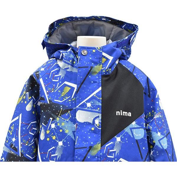 スキーウェア キッズ ジュニア nima/ニーマ/スノーボードウエア JR-7001/あすつく対応_北海道/男の子/ボーイズ/上下セットスキー用品 yf-ing 03