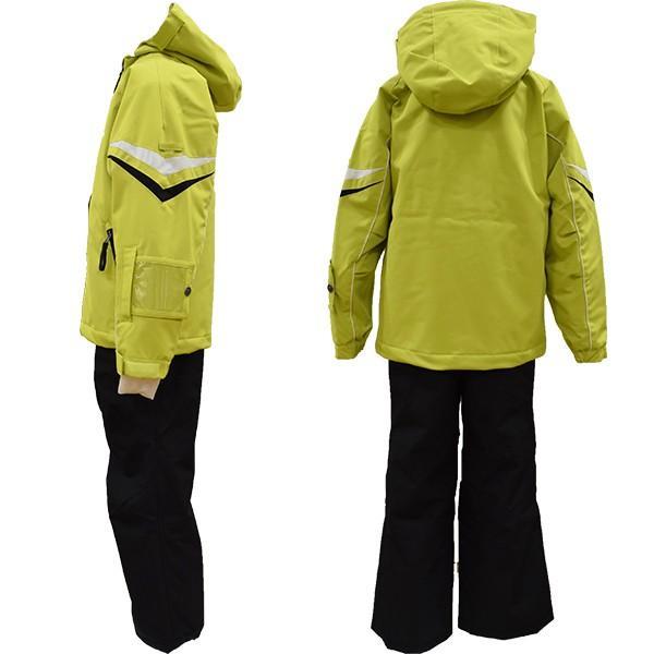 ニーマ nima スキーウェア キッズ ジュニア 雪遊び スノボ サイズ調整可能 JR-7004 あすつく対応_北海道スキー用品|yf-ing|02