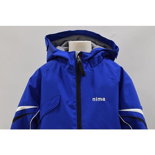 ニーマ nima スキーウェア キッズ ジュニア 雪遊び スノボ サイズ調整可能 JR-7004 あすつく対応_北海道スキー用品|yf-ing|05
