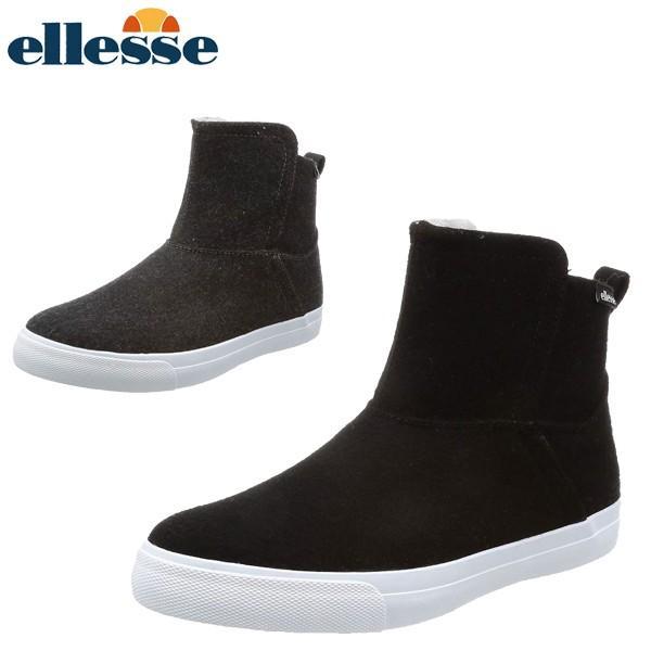 エレッセ ellesse レディース ショートブーツ Tyrrhenian Winter Short Boots V-CU618W あすつく対応_北海道|yf-ing