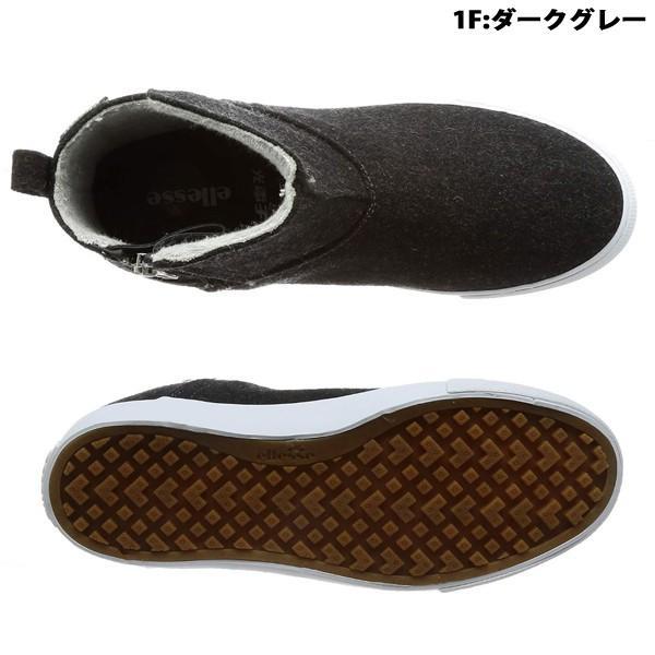 エレッセ ellesse レディース ショートブーツ Tyrrhenian Winter Short Boots V-CU618W あすつく対応_北海道|yf-ing|05