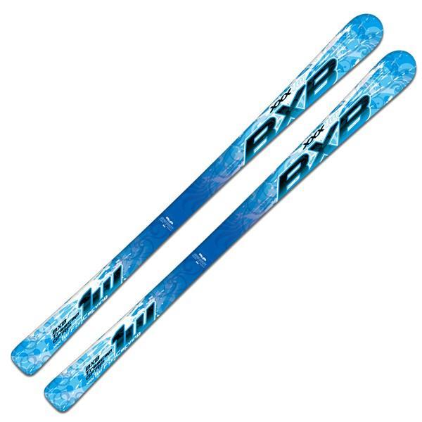 ブルーモリス bluemoris スキー板 ビンディング セット XXX-1W+SL 100 yf-ing 02