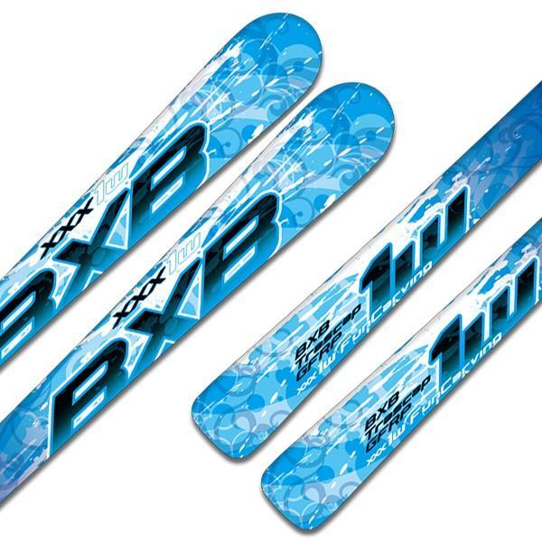 ブルーモリス bluemoris スキー板 ビンディング セット XXX-1W+SL 100 yf-ing 03