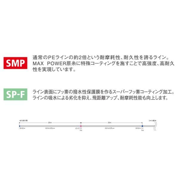 モーリス バリバス アバニ キャスティングPE SMP 500m 4号