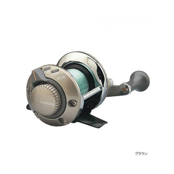 シマノ(SHIMANO) クラブ デミ ブルー 20RL (小型両軸リール ワカサギ釣り 穴釣り)