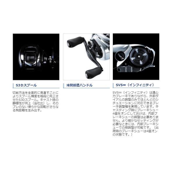 シマノ 19 アンタレス LEFT /ベイトリール レフト 左巻き 2019年4月発売予定
