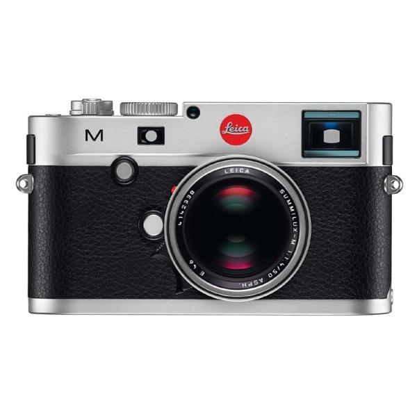 Leica(ライカ) M(Typ240) シルバークローム[ デジタル一眼カメラ | デジタルカメラ ]