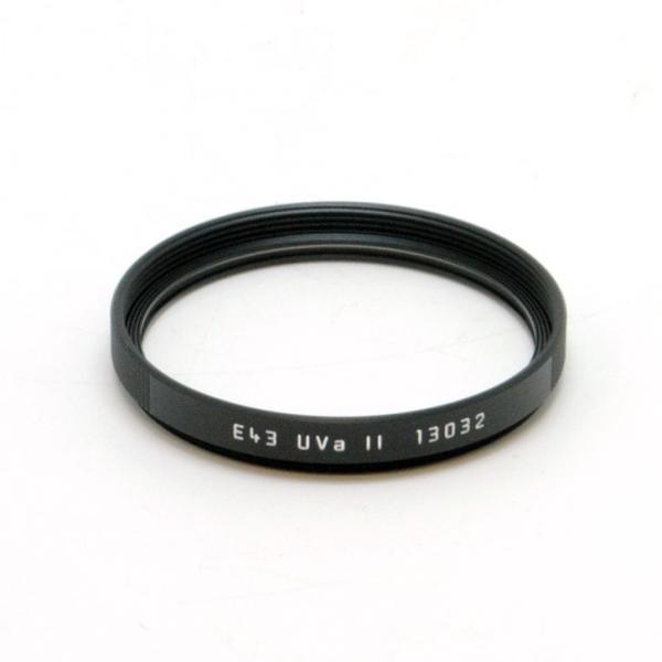 LEICA(ライカ) フィルター UVaII E43 (13032)