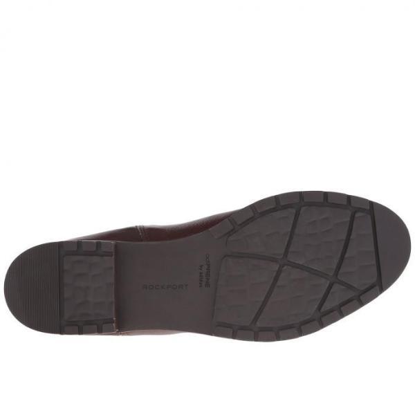 レディース 女性用 ブーツ ファッション レディースシューズ レディースファッション ROCKPORT TRISTINA ROSETTE TALL
