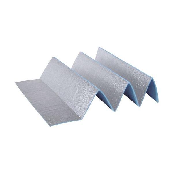 レジャーマット アルミ 折りたたみ式 レジャーマット グランドエイト ワイド U-P846 | 厚手 銀マット クッション レジャーシート 敷物