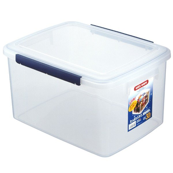 保存容器 ユニックス ウィル キッチンボックス 30L NF-65|yh-beans