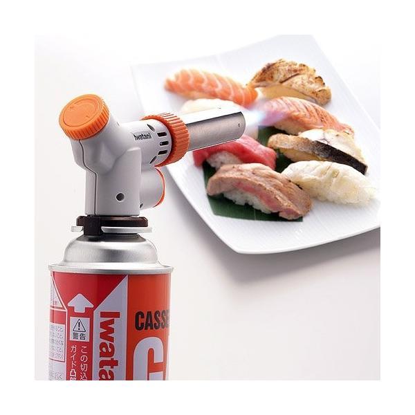 岩谷 カセットガス クッキングバーナー CB-TC-CJ2 ( イワタニ 料理用バーナー ) yh-beans 02