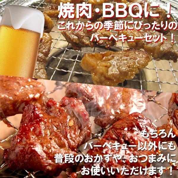 バーベキューセット 焼肉セット 特撰バラエティBBQセット 計1.92kg 約4-5人前 送料無料 BBQ 焼肉|yhjonetsu|02