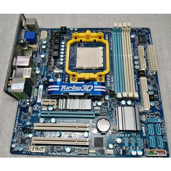 【中古品美品】純正GA-880GM-UD2H/D2H 880G マザーボード AM3 yiwustore2