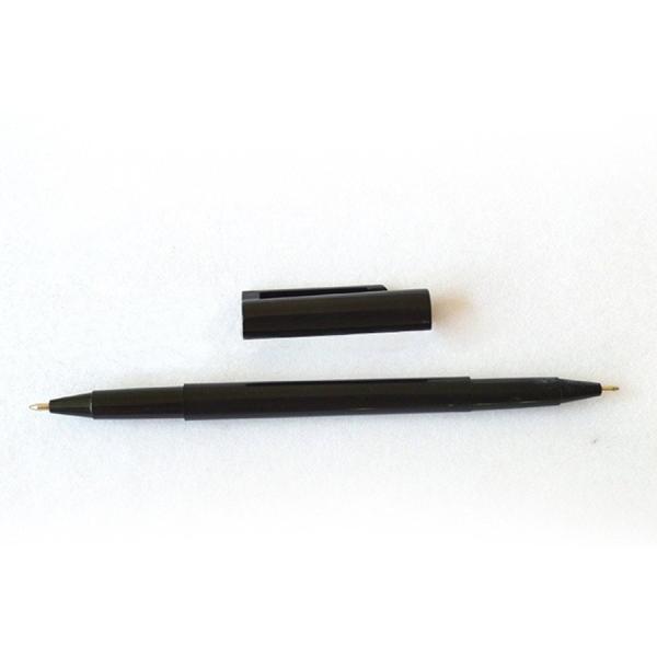 送料無料 手品グッズ マジック ボールペン 両端ペン先 キャップ付|yiyi|03