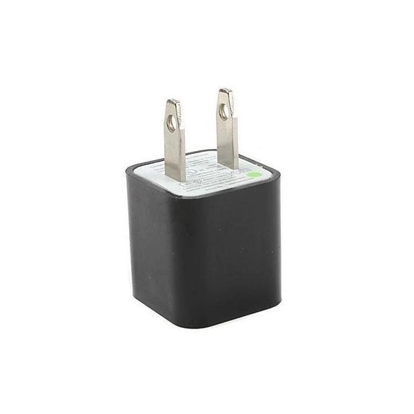 送料無料 ACアダプター充電 家庭用コンセント iphone ipod スマートフォン1個 ブラックイエローブルーレッドピンクパープルグリーンカラーバリエーション|yiyi|03