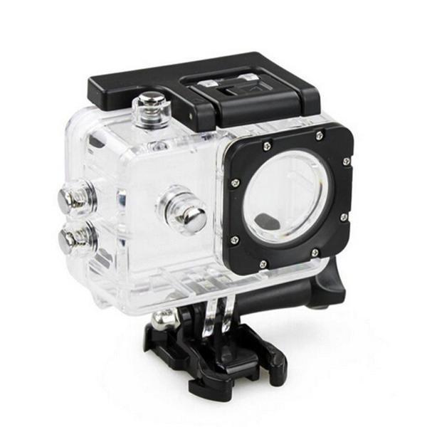 防水カメラケース ボックス SJ400スポーツカメラ用 ノーブランド品