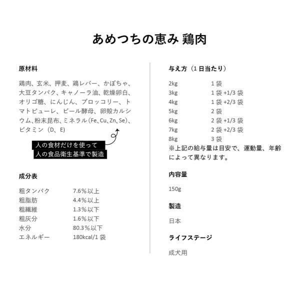あめつちの恵み 鶏肉 通常パック(1袋)|ykozakka|02