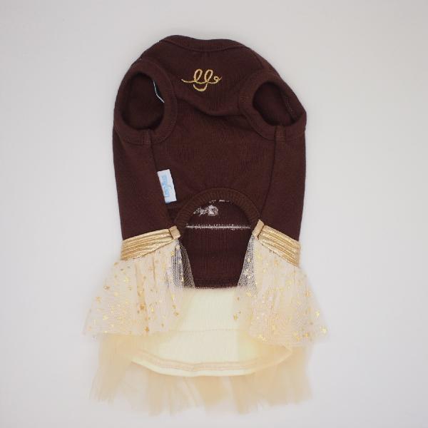 LunaBlue(ルナブルー)HAIRMES DOG DRESS S, M, Lサイズ 送料無料 ykozakka 06