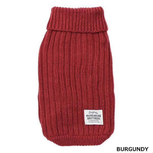 Mandarine brothers(マンダリンブラザーズ )モックネックセーター XL,XXLサイズ|ykozakka|11