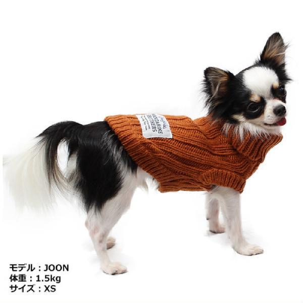Mandarine brothers(マンダリンブラザーズ )モックネックセーター XL,XXLサイズ|ykozakka|04