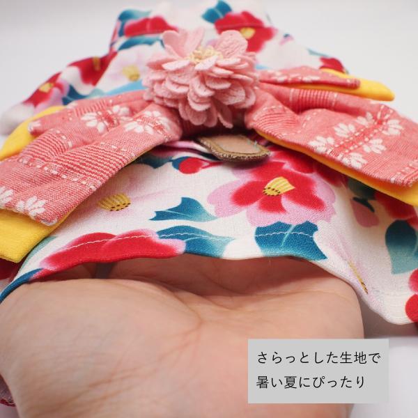 SALE50%OFF Real(リアル)浴衣椿 1, 2, 3号 ゆうパケット送料無料 ykozakka 06