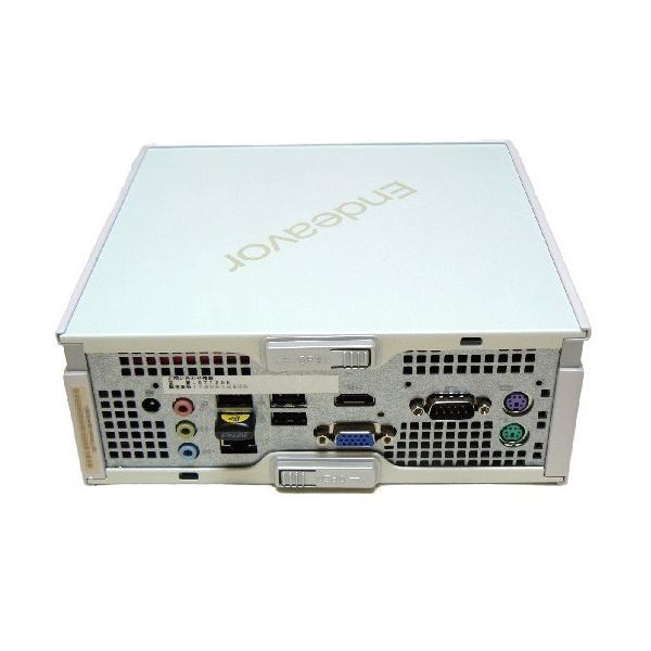(中古品)EPSON Endeavor ST125E Core2Duo P8700 2.53GHz 2GB 160GB 小型PC 縦置き・横置き両対応(送料別商品)|yleciel|03