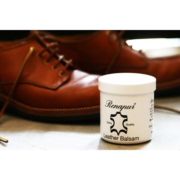Renapur(ラナパー) 革のお手入れ(250ml、スポンジ2個付) 革 革製品 レザー 手入れ(送料別商品)|yleciel|03