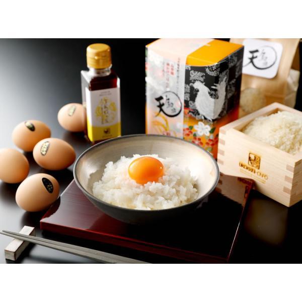 烏骨鶏本舗 純種烏骨鶏のたまごかけご飯セット【冷蔵便】